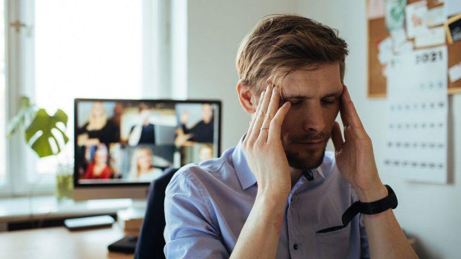 Zu viel Stress kann zu einem Burn-out führen. (sob/spot)