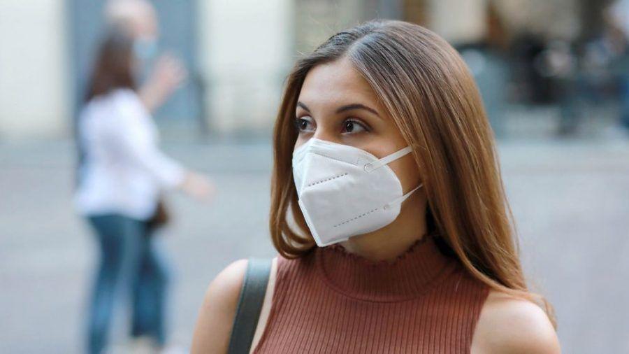 Das muss im Umgang mit FFP2-Masken beachtet werden (wue/spot)
