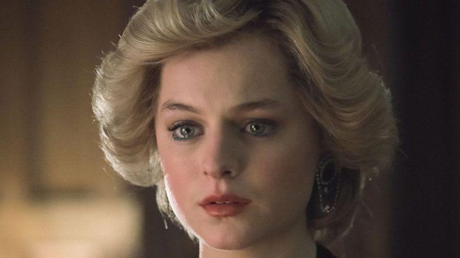"""Auch Emma Corrin wurde für ihre Darbietung als Lady Diana in """"The Crown"""" mit einer Nominierung bedacht (stk/spot)"""