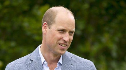 Prinz William bei einem Auftritt in Norfolk. (hub/spot)