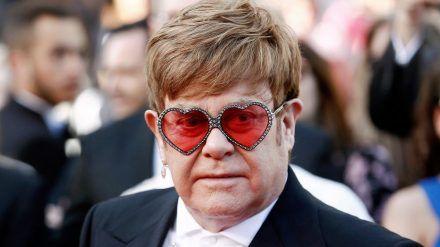 Elton John gehört zu den Unterzeichnern des offenen Briefs. (hub/spot)