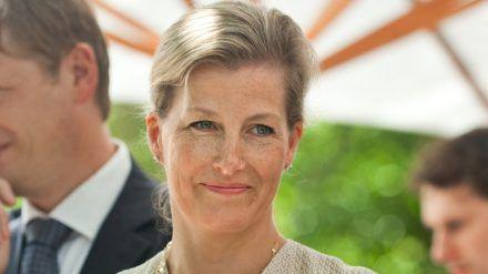 Sophie von Wessex wird von ihrer Schwiegermutter sehr geschätzt. (jom/spot)