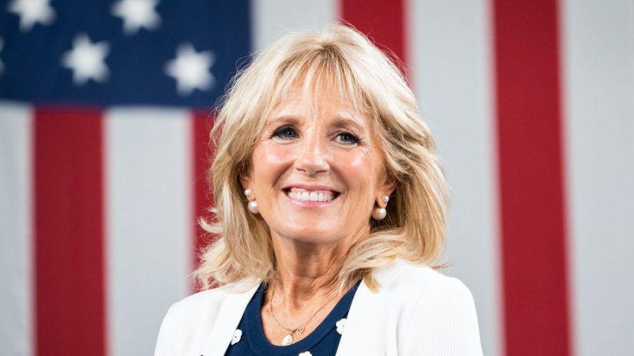Jill Biden wendet sich als First Lady an der amerikanische Volk (ili/spot)
