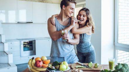 Pflanzliche Lebensmittel können den Alterungsprozess verlangsamen. (eee/spot)