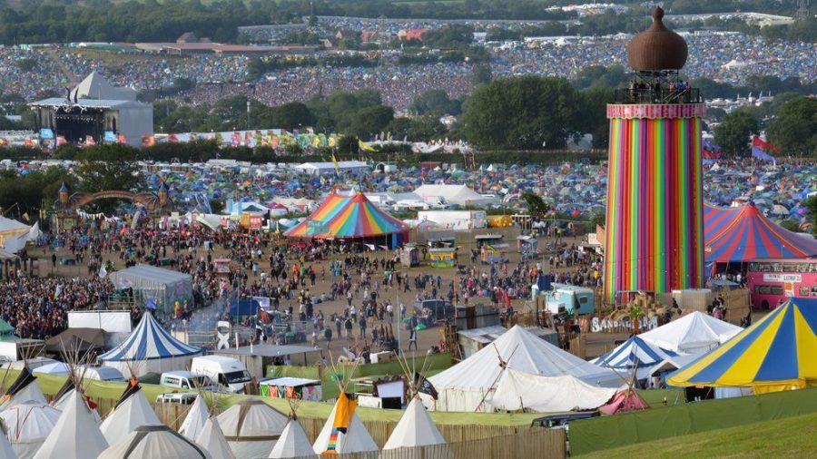 Das Glastonbury-Festival vor wenigen Jahren (wue/spot)