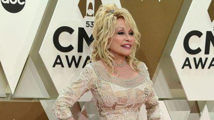 Dolly Parton auf einer Veranstaltung in Nashville (wue/spot)