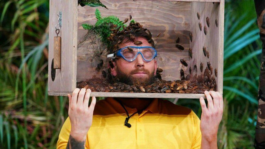 Oliver Sanne in der Dschungelprüfung-Tauglichkeitsprüfung (wue/spot)