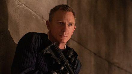 """""""Keine Zeit zu sterben"""": Daniel Craig in seinem nächsten und zugleich letzten Einsatz als James Bond. (hub/spot)"""