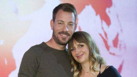 Gerald und Anna Heiser sind nun Eltern (stk/spot)