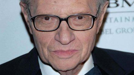 Larry King ist kürzlich im Alter von 87 Jahren verstorben. (wue/spot)