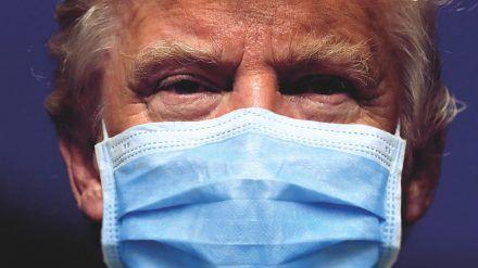 """Donald Trump bezeichnete das Antikörper-Mittel als """"Wunder"""" (mia/spot)"""
