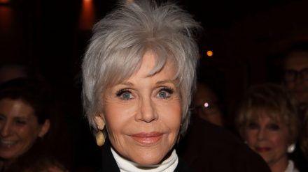 Jane Fonda auf einer Veranstaltung in Hollywood. (wue/spot)