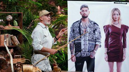 "Dr. Bob begleitet die ""Dschungelshow""-Kandidaten (hub/spot)"