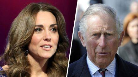 Herzogin Kate und Prinz Charles haben der Opfer des Holocaust gedacht. (mia/spot)