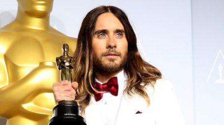 Jared Leto bei der Oscar-Verleihung 2014 in Los Angeles. (cos/spot)