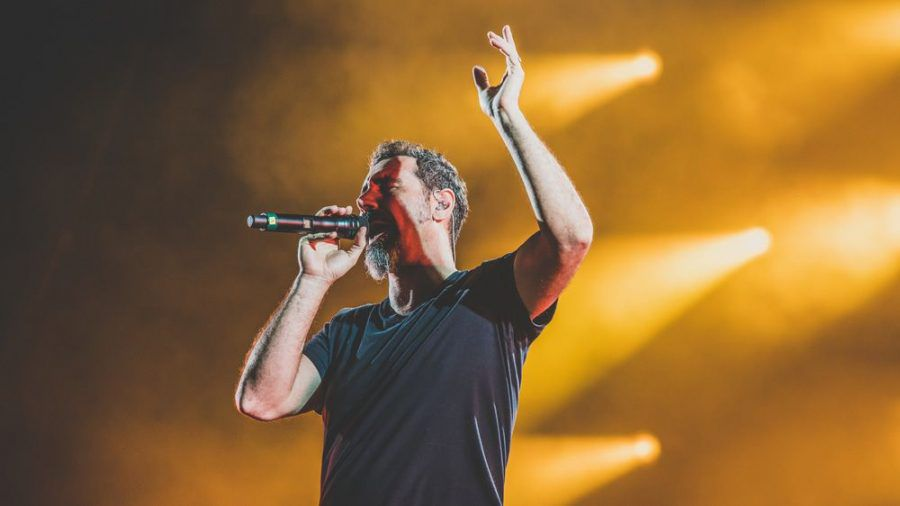 Serj Tankian, der Sänger von System of a Down, hat armenische Wurzeln. (dr/spot)