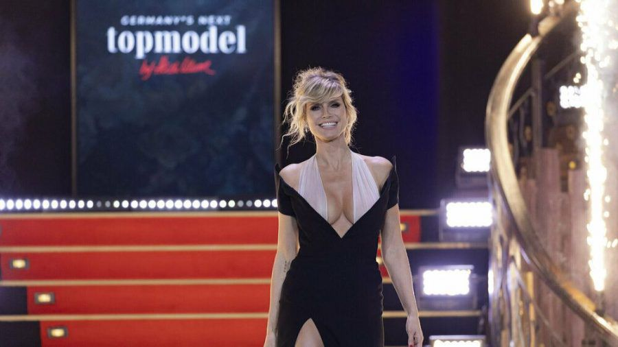 """Heidi Klum präsentiert auch die 16. Staffel von """"Germany's next Topmodel"""" (dr/spot)"""