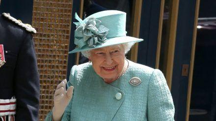Queen Elizabeth II. soll bei bester Gesundheit sein (wue/spot)