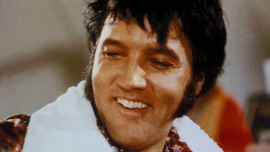 Elvis Presley bei einem Auftritt im Jahr 1971 (rto/spot)