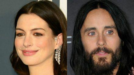 """Anne Hathaway und Jared Leto werden die """"WeWork""""-Gründer spielen (rto/spot)"""