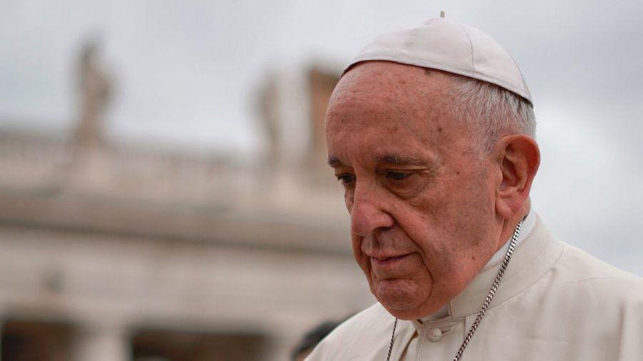 Papst Franziskus soll deutlich abnehmen. (dr/spot)