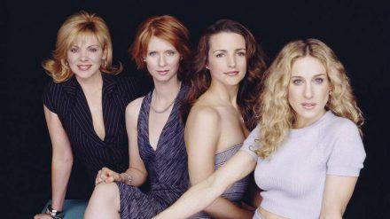 Kim Cattrall (v.l.n.r.) wird ihre Co-Stars Cynthia Nixon, Kristin Davis und Sarah Jessica Parker im Reboot nicht unterstützen. (cos/spot)