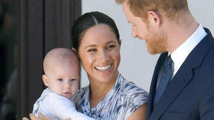 Herzogin Meghan brachte am 6. Mai 2019 ihren Sohn Archie zur Welt. (amw/spot)