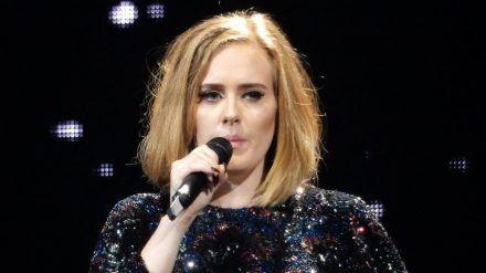 """Sängerin Adele arbeitet an neuer Musik mit """"anderem Sound"""". (cos/spot)"""