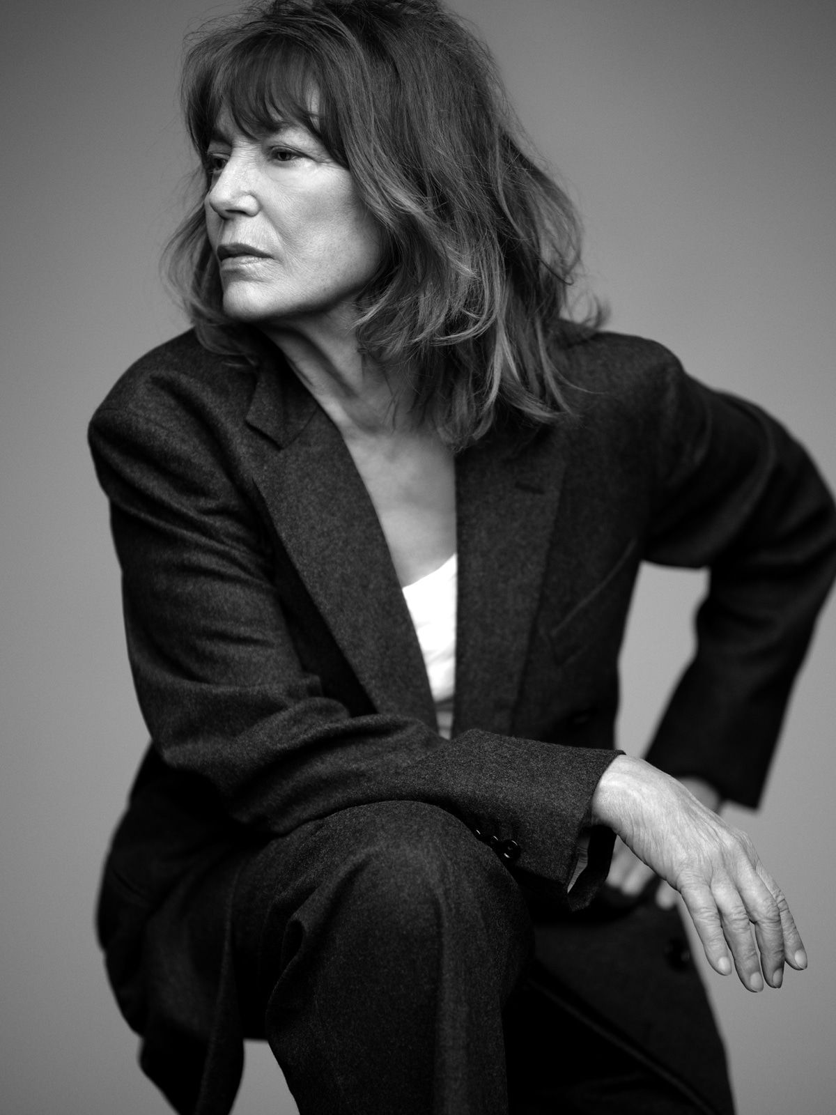 """Stilikone & Poplegende Jane Birkin: """"Serge Gainsbourg hatte ein Herz aus Gold"""""""