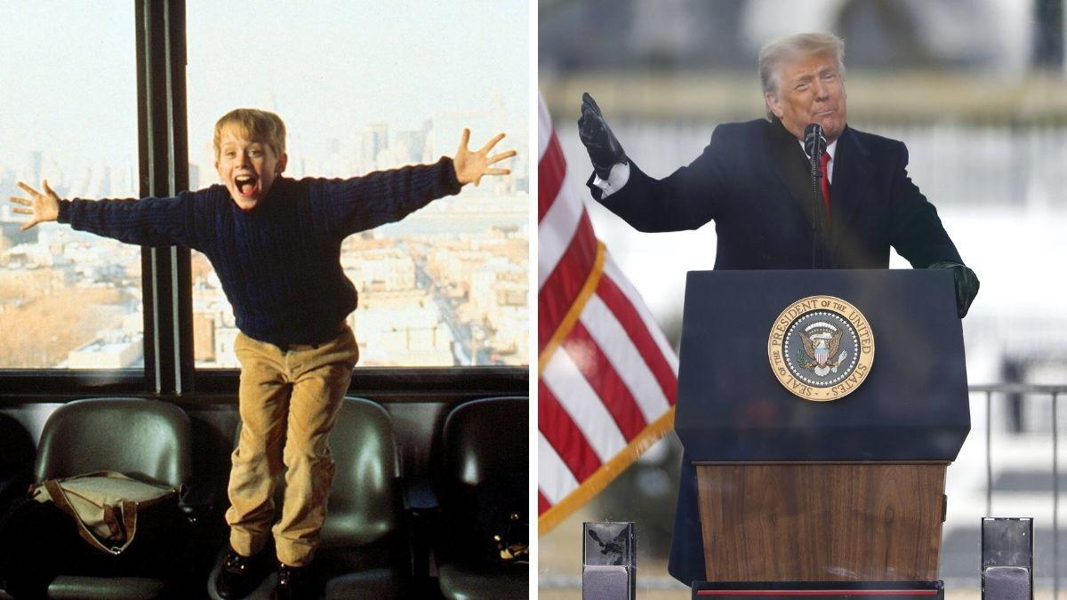 Trump Kevin