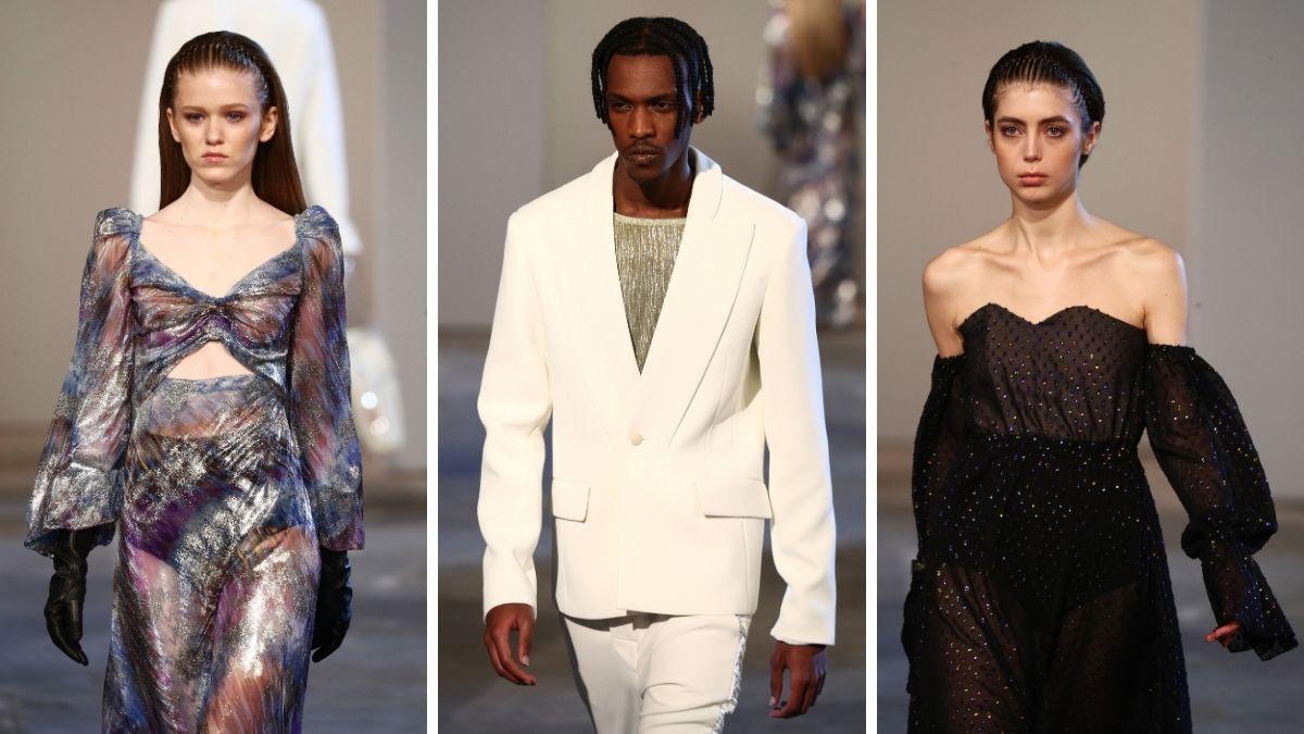 Kilian Kerners Traumwelt: Fashion-Show im Zeichen von Corona