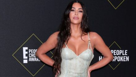 Kim Kardashian: Was will sie uns mit diesem Foto sagen?