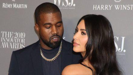 Kanye West ist nicht begeistert, dass Kim Privates ins TV bringen will