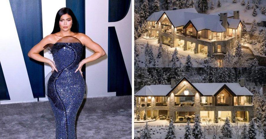 In dieser Luxusvilla macht Kylie Jenner Urlaub
