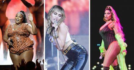 Lizzo, Miley Cyrus & Co. twerken sich durch das Leben