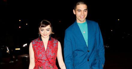 ''Game of Thrones''-Star Maisie Williams fällt die Decke auf den Kopf
