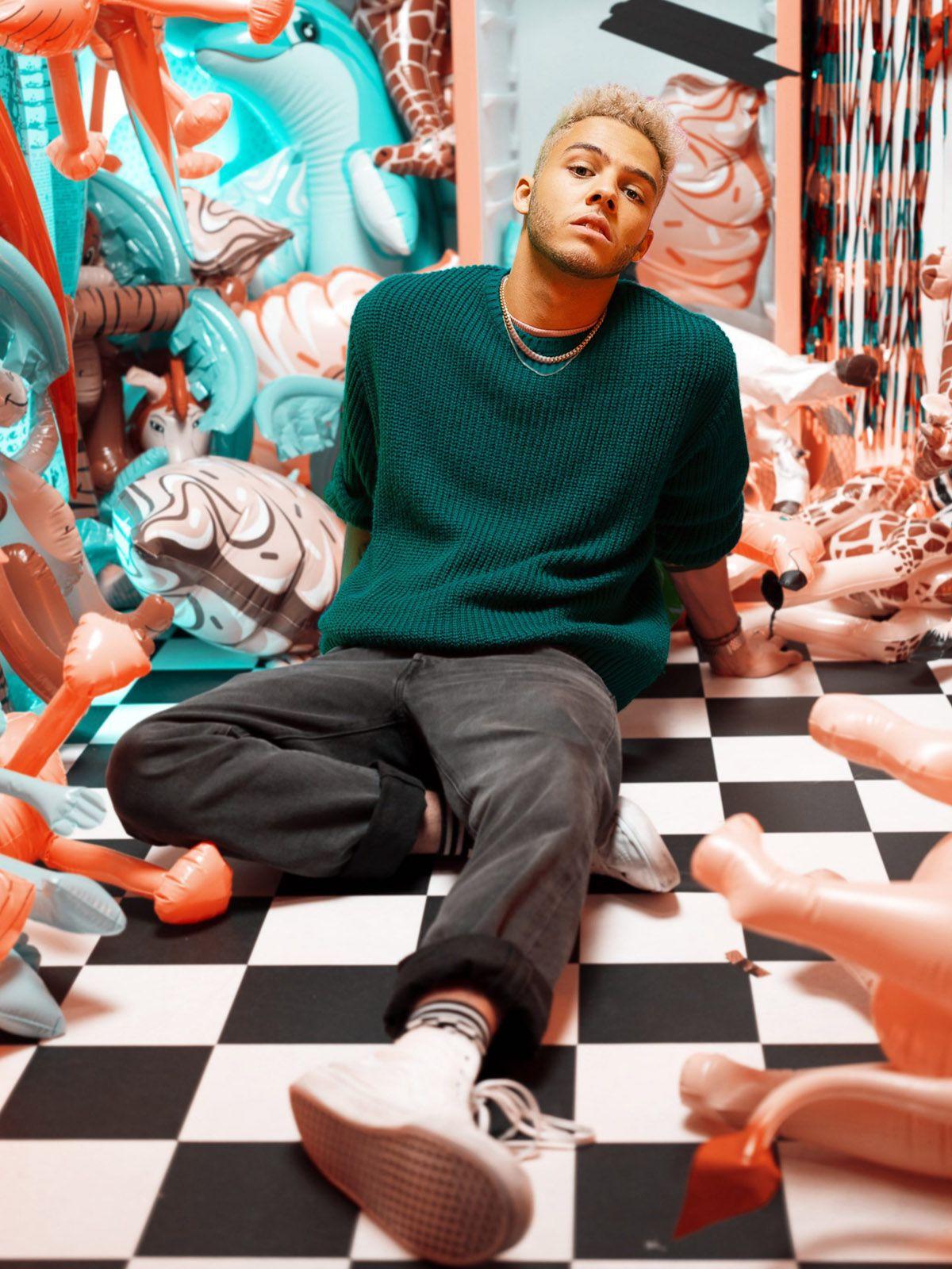 """Malik Harris: Der """"Global Breakthrough Artist"""" mit neuem Song!"""
