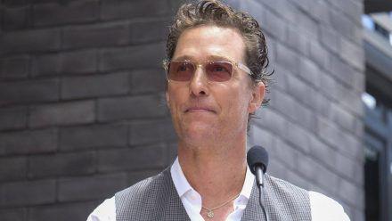 Matthew McConaughey: So rauschte er ins Casting-Aus