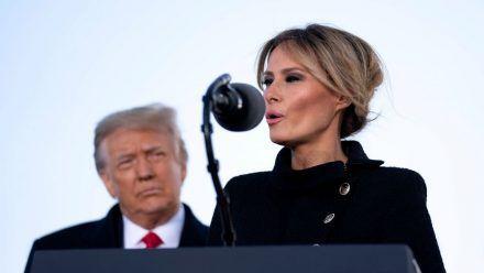 Video: Buch enthüllt das wahre Gesicht von Melania Trump!