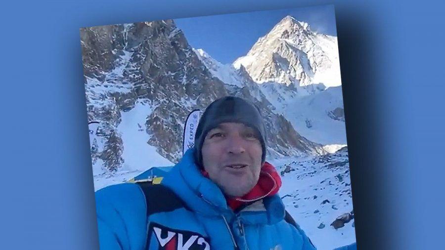Bergsteiger Sergi Mingote bei Rekordversuch am K2 800m abgestürzt