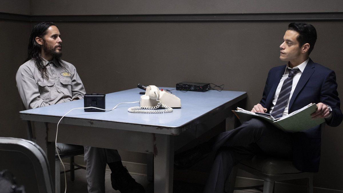 Denzel Washington über seinen neuen Thriller mit Jared Leto