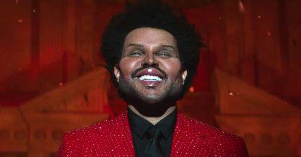The Weeknd zeigt sein neues Gesicht: ''Einfach nur abartig''