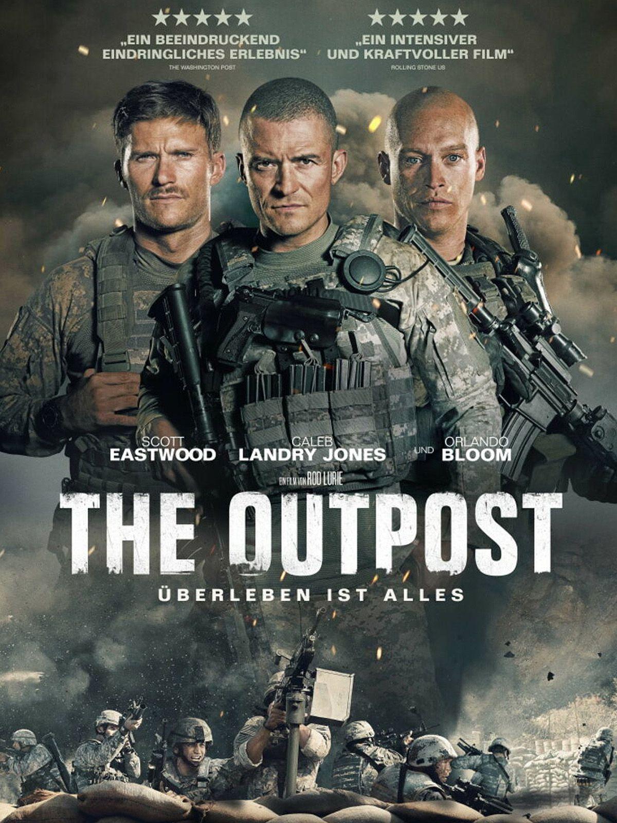 """Verlosung """"The Outpost"""" mit Orlando Bloom und Scott Eastwood"""