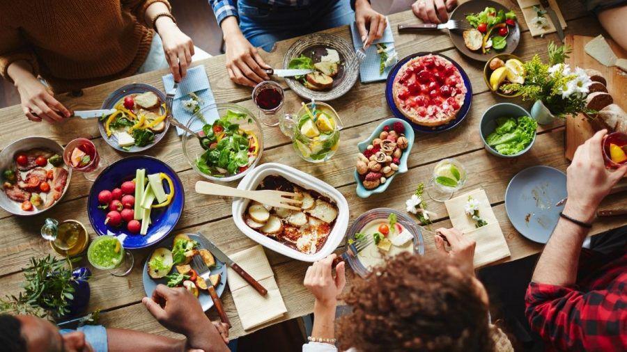 Video: Welches Abendessen hilft beim Abnehmen?