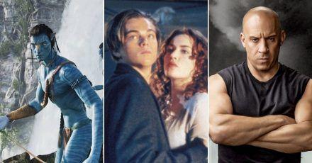 Video: Das sind die 10 erfolgreichsten Filme aller Zeiten