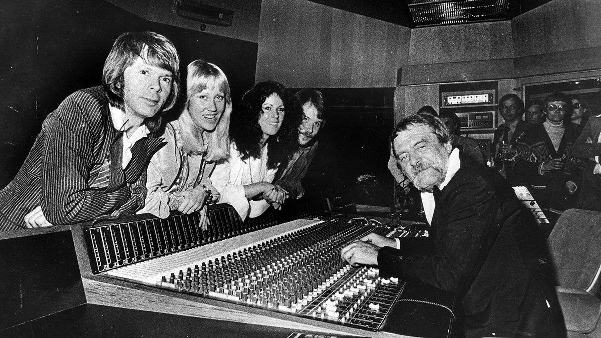 """ABBA: Wie ein britisches Popduo """"Honey Honey"""" in die Top 10 verhalf"""