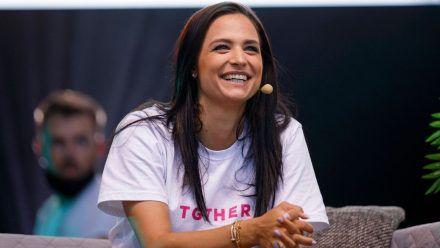 Amira Pocher: So meistert sie den Spagat zwischen Kindern und Arbeit