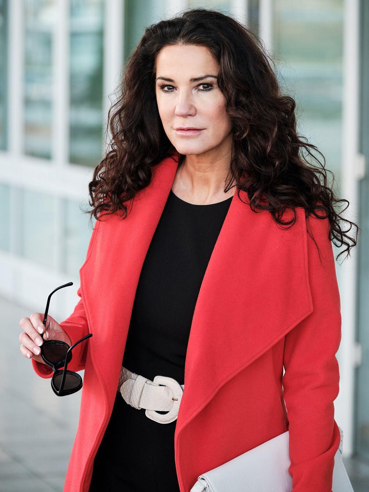Mariella Ahrens wird wieder Serienstar