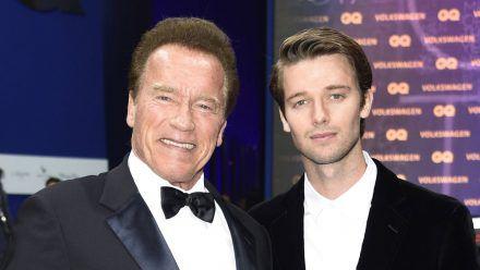 Patrick Schwarzenegger: Papa Arnie sagt immer was er denkt