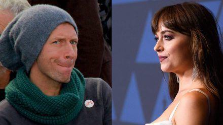 Chris Martin und Dakota Johnson sind zusammengezogen?